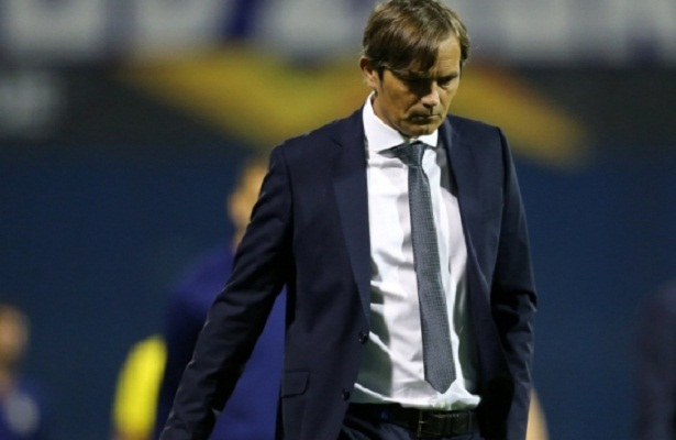 Phillip Cocu sacked by Fenerbahce