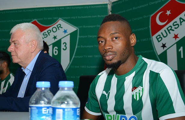 Bursaspor want to extend Diafra Sakho loan