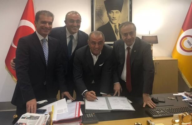 New fatih terim contract extension