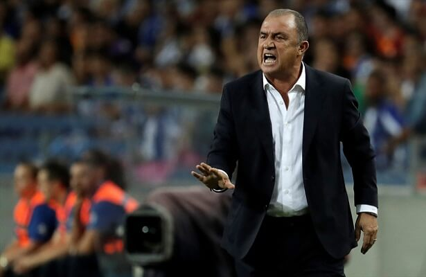 It's a penalty says Terim