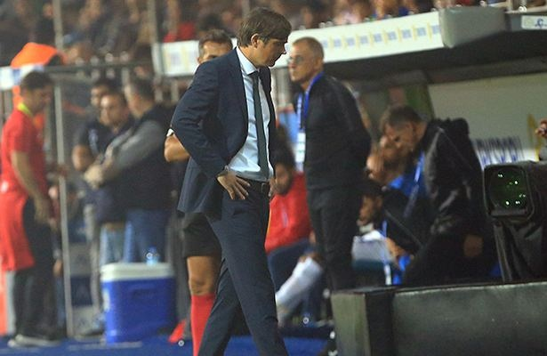 Fenerbahce management's patience wearing thin