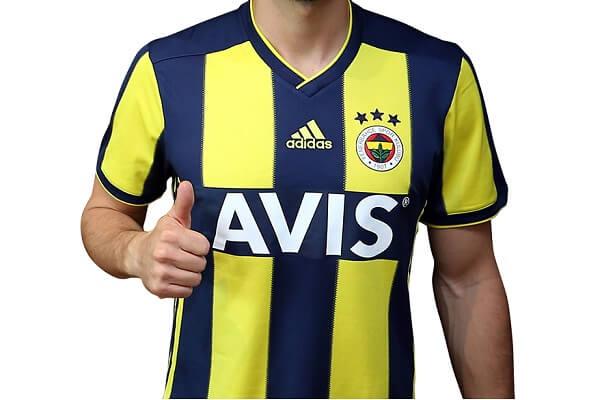 Fenerbahce sign 35.5m Avis deal