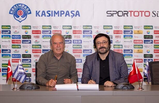 Mustafa Denizli appointed Kasimpasa manager