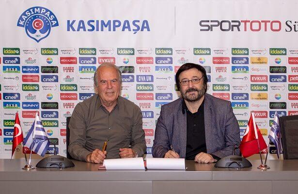 Mustafa Denizli appointed Kasimpasa manager
