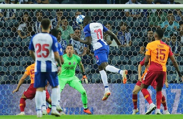 FC Porto defeat Galatasaray 1-0