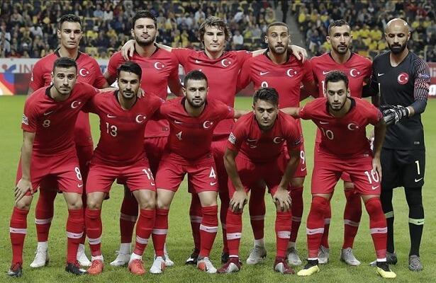 Turkey to face Russia, Bosnia