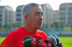 Bursaspor manager Samet Aybaba denies rumours