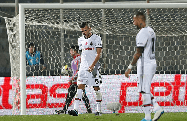 Are besiktas in trouble?