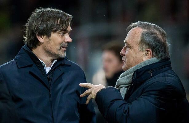 Dutch coaches curse in Turkish football