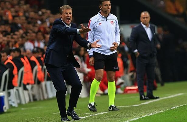 Koeman takes charge of Intercontinental Derby