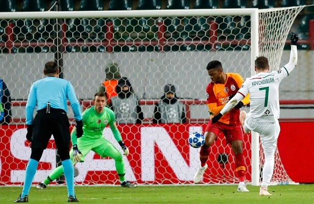 Galatasaray knocked out of Champions League