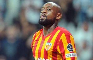 Kayserispor remove Kana-biyik from squad