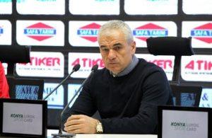 Konyaspor sack Riza Calimbay
