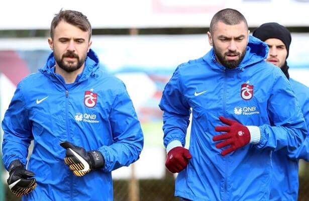 Trabzonspor exclude star players indefinitely
