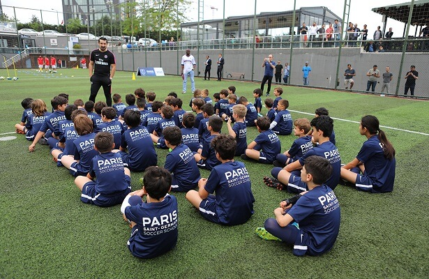 PSG to open 6 football schools in Turkey