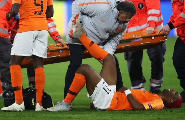 Ryan Babel injured out for 2 weeks