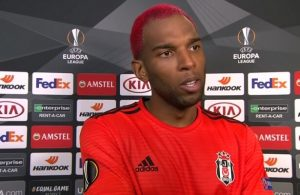 Besiktas winger Ryan Babel considering Besiktas exit