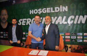 Alanyaspor appoint Sergen Yalcin as manager
