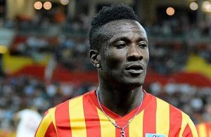 Asamoah Gyan responds to allegations