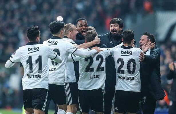 Besiktas-Galatasaray derby