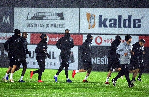 Besiktas training camp schedule announced