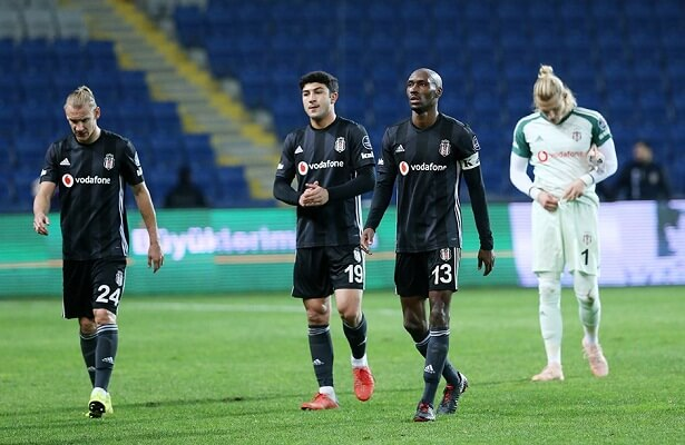 Turkish transfer window news; Besiktas to part ways with 5-6 players