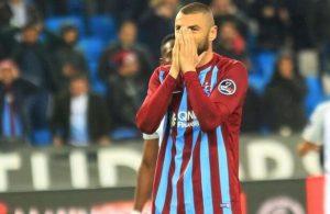 Burak Yilmaz wages crippling Trabzonspor
