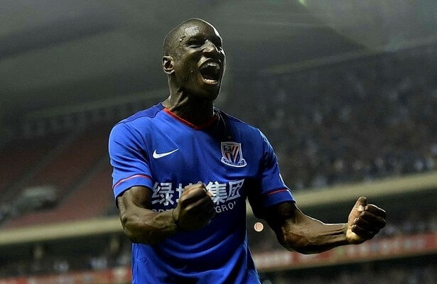 Demba Ba Galatasaray: The Lions have offered to loan the striker