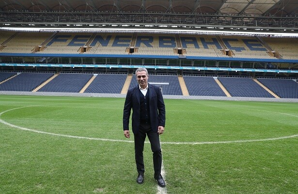 Fenerbahce announce Ersun Yanal as manager