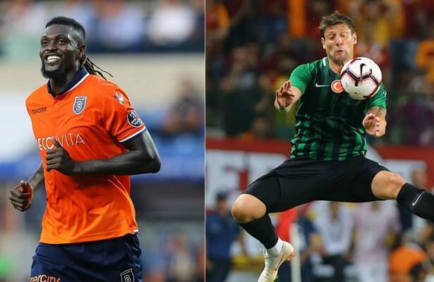 Galatasaray considering Adebayor move
