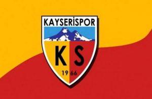 Kayserispor debt announced