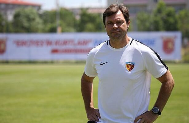 Kayserispor coach Ertugrul Saglam resigns