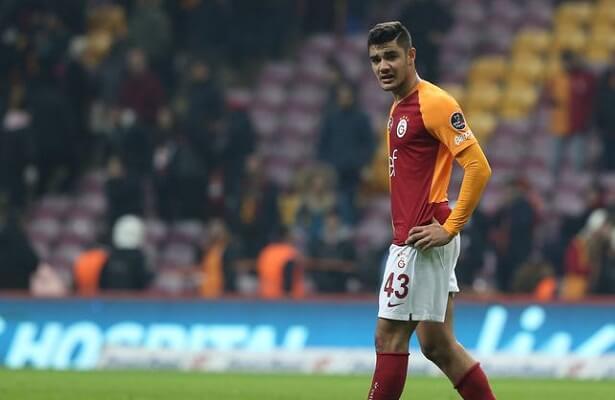 New contract for Ozan Kabak Galatasaray