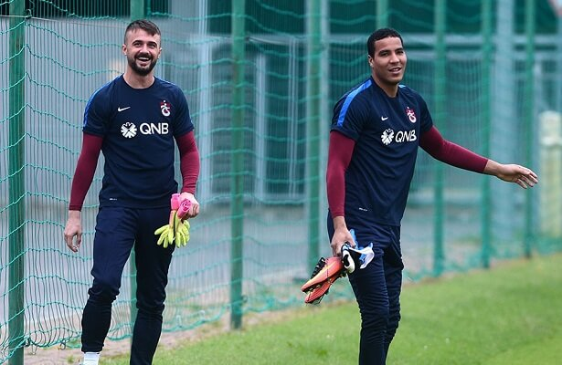 Goalkeeper Esteban Alvarado leaves Trabzonspor