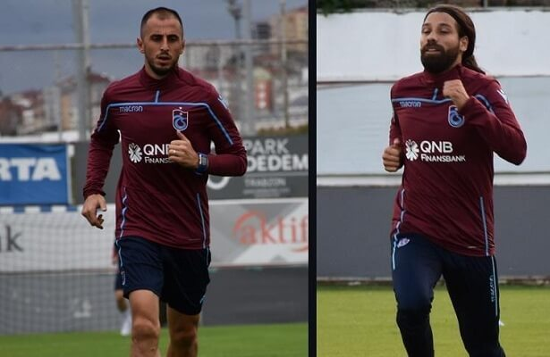Trabzonspor open to offers for Olcay Sahan