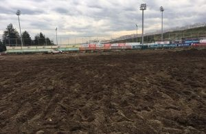 trabzonspor training facilities being renovated