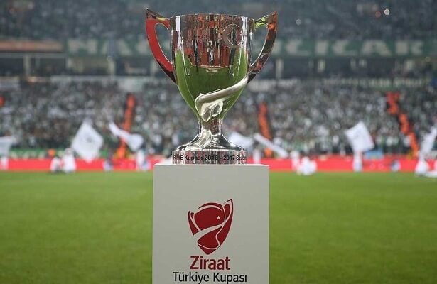 Turkish Cup Round of 16 draw results