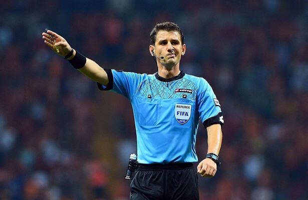 Turkish referee Huseyin Gocek appointed to Europa League