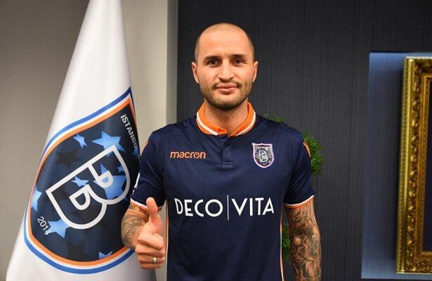 Basaksehir sign Russian veteran Kudryashov