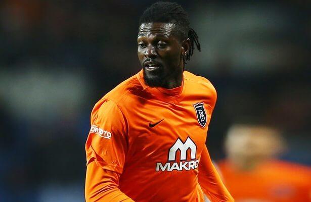 Goztepe want to take Adebayor on loan. Goztepe transfer news