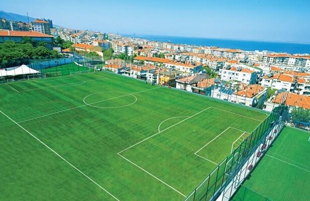Small Turkish club Altinordu FK producing tomorrow's stars