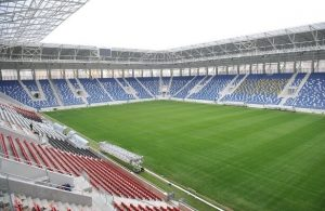 The new Ankaragucu stadium is complete