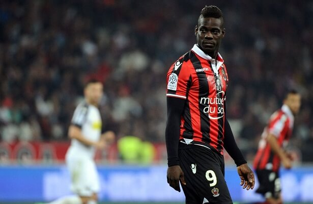 Mario Balotelli in Istanbul for Galatasaray talks