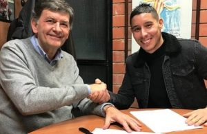Antalyaspor Abdelaziz Barrada loaned to Spanish club