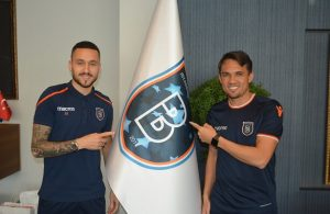Basaksehir extend Mossoro, Napoleoni contracts