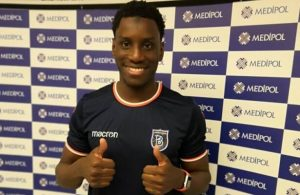 Demba Ba joins Basaksehir until end of season. Demba Ba Basaksehir