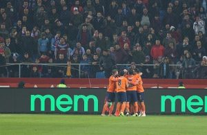 Super Lig Basaksehir. Istanbul Basaksehir extend lead to 6 points