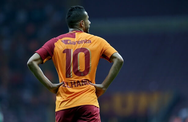 Belhanda transfer reports denied