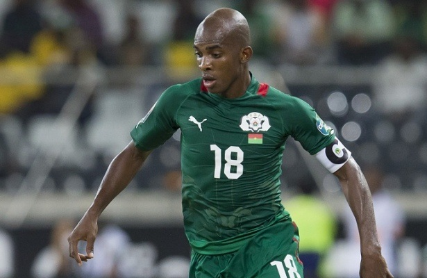 Krasnodar reject Besiktas offer for Kabore