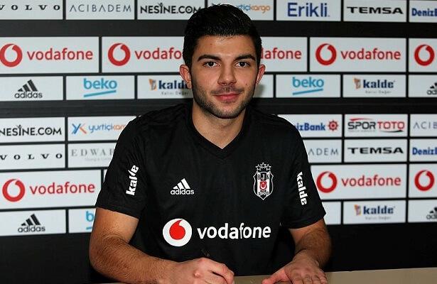 Besiktas sign Turkish youngster Muhayer Oktay